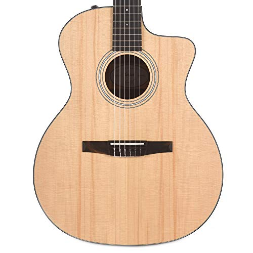 Taylor Limited Edition 114ce-N - Natural w/Ovangkol Back & Sides ()