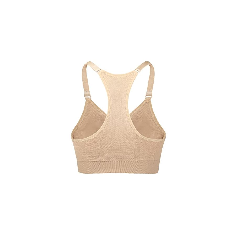 Ouno Women's Low Impact Activity Sports Bra Workout Yoga Bras