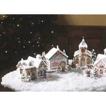 Snow Real Instant Decorative Snow - Original USA Made - 28 gram pack makes 2 quarts fluffy snow