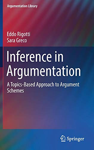 Inference in Argumentation: A Topics-Based Approach to Argument Schemes