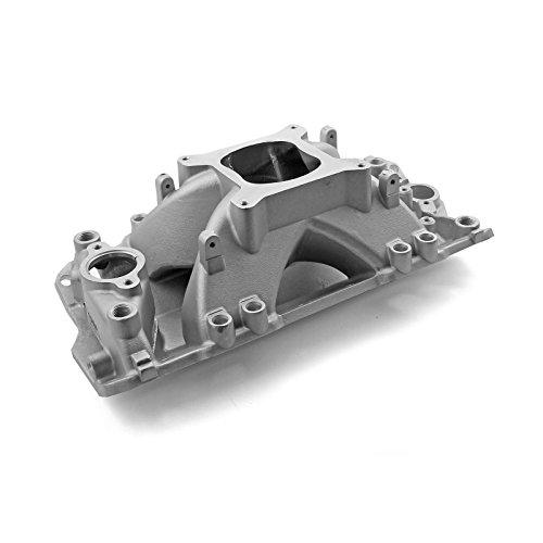 Fuel Injected Intake Manifold - Speedmaster PCE148.1002 Shootout Pro Intake Manifolds, Fuel Injected