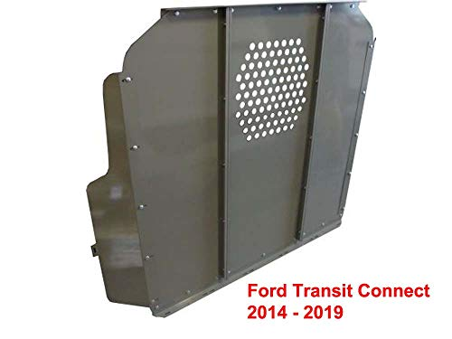 (Ford Transit Connect Van Safety Partition, Bulkhead 2014 -)