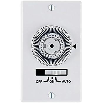 Wqh Kbol Sl Ac Ss on Intermatic Mechanical Timer Switch
