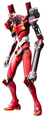 Rebuild of Evangelion GENERAL-PURPOSE HUMANOID DECISIVE COMBAT WEAPON - ARTIFICIAL HUMAN PRODUCTION MODEL-02'?(NON scale plastic kit)