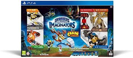 Skylanders : Imaginators - Crash Bandicoot - pack de démarrage