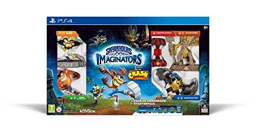 Skylanders : Imaginators - Crash Bandicoot Pack De Démarrage