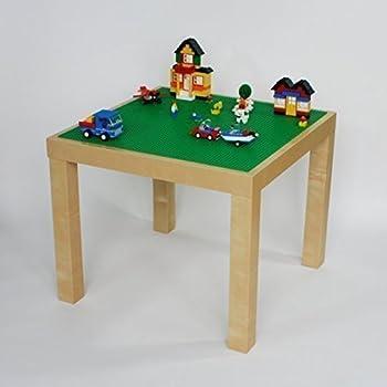 Elegant LEGO PLAY TABLE   BIRCH COLOR   COMPATIBLE WITH LEGO, DUPLO U0026 MEGABLOCKS.  PERFECT
