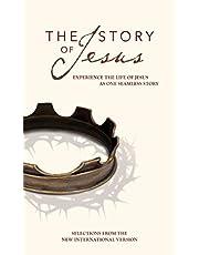 NIV, Story of Jesus, Paperback: Experience the Life of Jesus as One Seamless Story