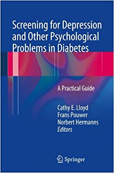 Book Screening for Depression and Other Psychological Problems in Diabetes: A Practical Guide