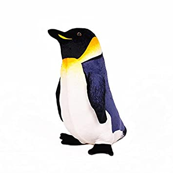 Amazon Com Lazada Ocean Realistic Plush Penguin Stuffed Animals