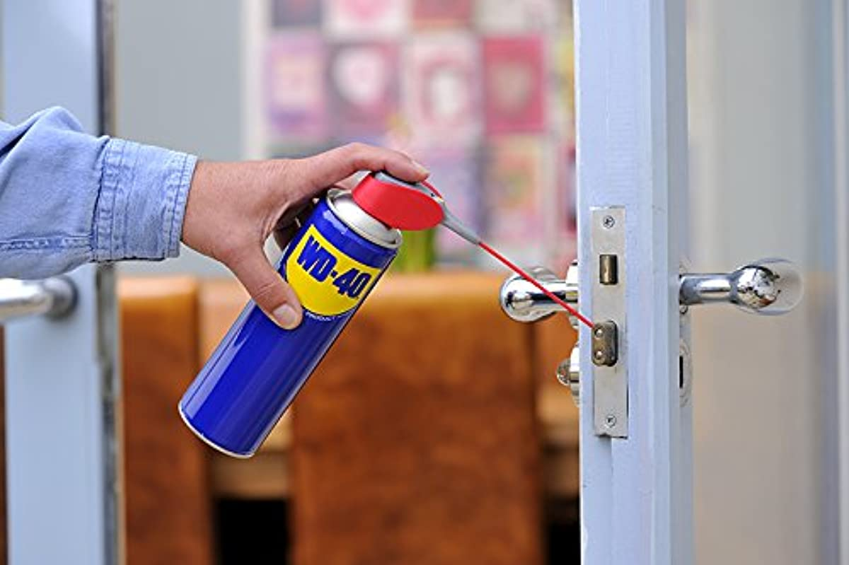 wd 40 multifunktionsspray 500 ml smart straw 41034 ebay. Black Bedroom Furniture Sets. Home Design Ideas