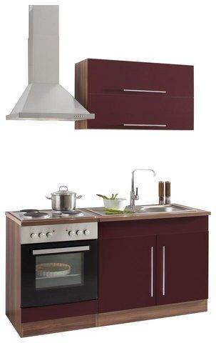 HELD MÖBEL Held Möbel Küchenzeile mit E-Geräten »Samos ...