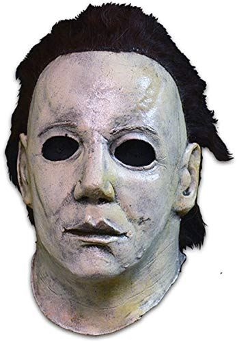Trick Or Treat Studios Halloween 6 (Trick or Treat Studios Men's Halloween 6-The Curse Of Michael Myers Mask, Multi, One)