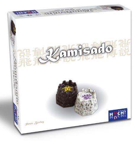 Kamisado *Empfohlen 2010* [German Version] by Huch & Friends
