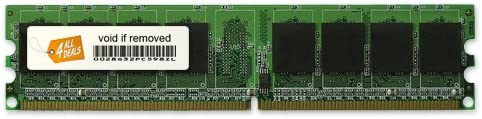PC2-4200 Memory RAM Upgrade for The SuperMicro PDS Series PDSM4 Server Board 4GB DDR2-533