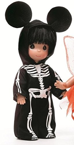 Precious Moments Disney Halloween Skellytons Of Fun Doll #5085 -
