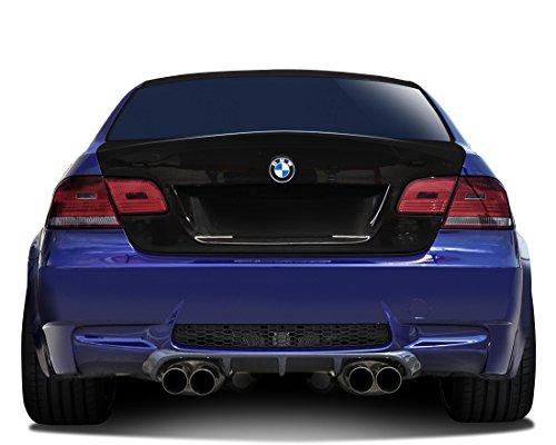 Aero Function Replacement for 2007-2013 BMW 3 Series E92 2dr Carbon AF-3 Trunk Lid (CFP) - 1 Piece ()