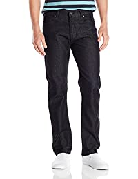 Men's Flex Stretch Basic Twill and Rinse Denim Pants