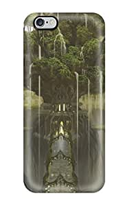 Durable Defender Case For Iphone 6 Plus PC Cover(fantasy Landscape) by ruishername