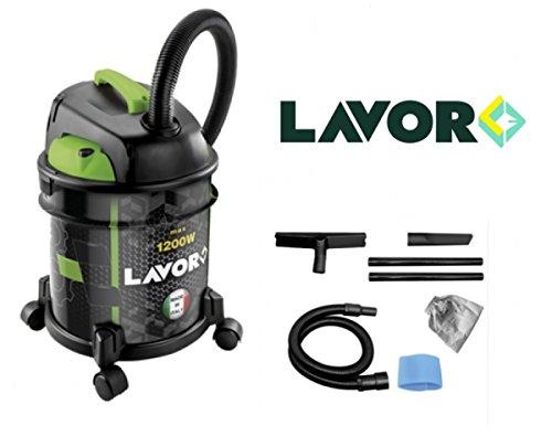 Acquisto Aspiratore/Aspirapolvere/Aspiratutto solidi e liquidi 1400W 20lt. Lavor - Joker 1400S (Cod.:5263) Prezzo offerta