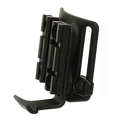 - BLACKHAWK! CQC Carbon Fiber Dual Rail Accessory Belt Loop