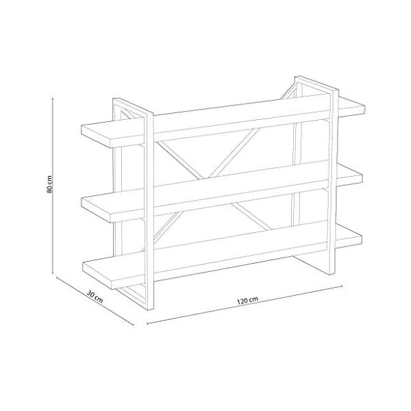 Adec - Plank Estanteria Baja-5