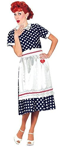 [Adult Costume 1950s Style Dress] (1950s Nurse Costumes)