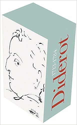 Contes et romans - Œuvres philosophiques - Album Diderot