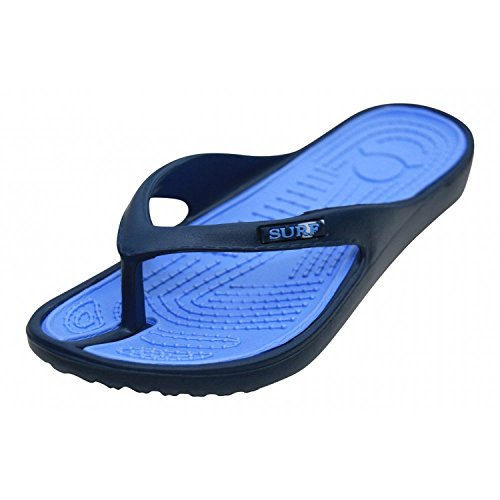 Unisex Disponibili nbsp;al La Da Eva A Sandali 35 Per L'estate Numeri Dal Ciabatte Nei Piatte Infradito Infradito 42 Gomma Spiaggia E Ideali Surf 5 In Blue pwgT5