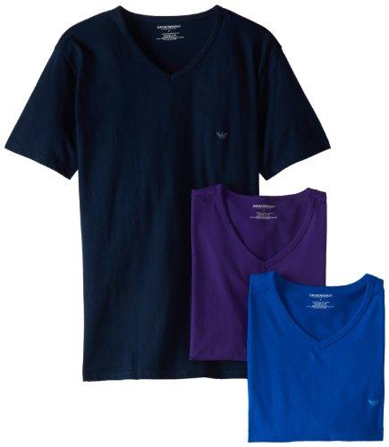 Emporio Armani Men's Jersey Cotton Top