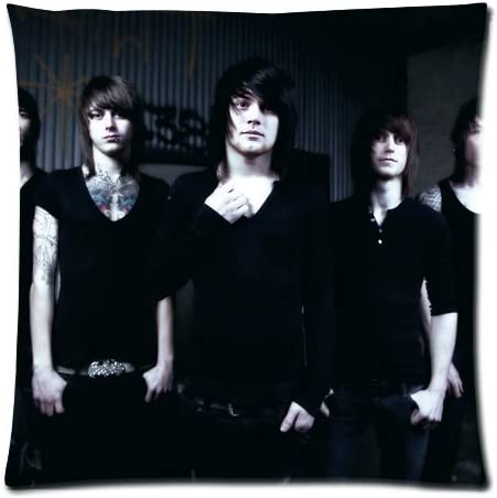 Custom Pillowcase Sleeping with Sirens