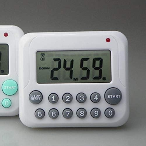 FRDYB デジタルLCDのカウントダウンアップ調理アラームキッチンタイマー電子時計