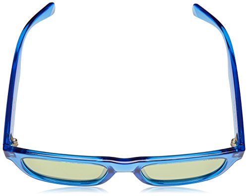 en sol PJPUC verde montura Lentes azul S rectangular gafa unisex 6050 en 53 Polaroid gxa8q8