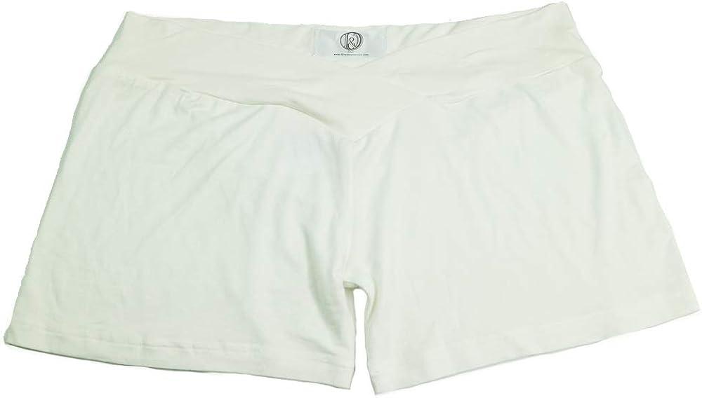 2 Cotton Maternity Knickers Panties Shorts Underwear Postpartum Under Bump