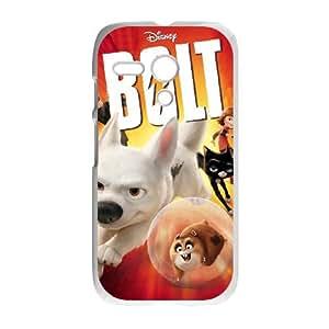 Bolt Character Bolt Motorola G Cell Phone Case White AMS0683970