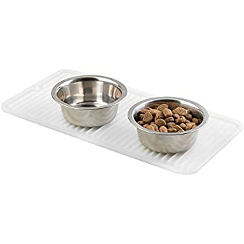 Amazon Com Mdesign Premium Quality Pet Food And Water