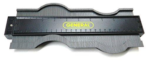 10 Quot Contour Gauge General 833 Diy Flooring Tool Replicate
