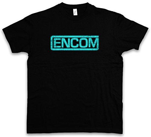 ENCOM II T-SHIRT - encom International computer technology corporation Tron MCP Center City Dr. Walter Gibbs, Ph.D. Space Paranoids Light Cycles Größen S - 5XL