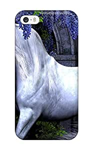 Herbert Mejia's Shop New Style unicorn horse magical animaly Anime Pop Culture Hard Plastic iPhone 5/5s cases 6412688K130475466
