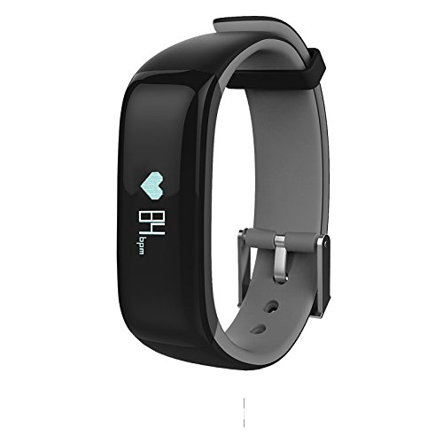 KASSICA Health Fitness Tracker with Heart Rate Monitor and Blood Pressure Sports...