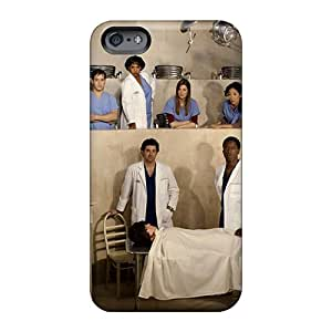 High Quality Hard Phone Cases For Apple Iphone 6s Plus (MrR833dCVs) Custom HD Greys Anatomy Movie Wonderful Pattern