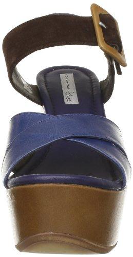 Blu Bleu Tosca C31 Blau Bluette Ss1307s123 Sandalen Damen TX7xd7q
