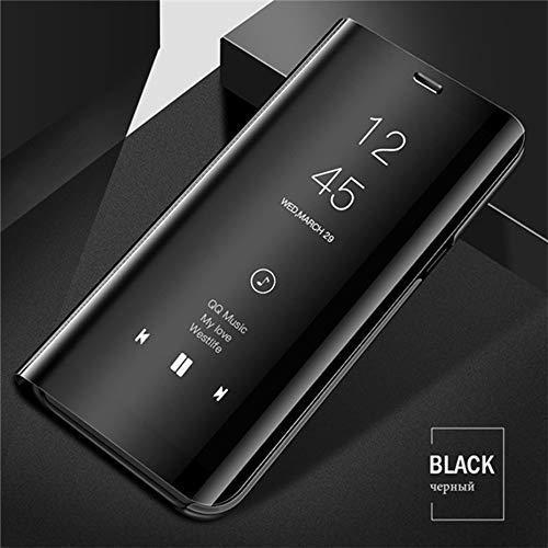 COVER per Xiaomi Redmi Note 7 / Pro FLIP ORIGINALE MIRROR Case SLIM Clear View