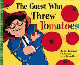 The Guest Who Threw Tomatoes ebook