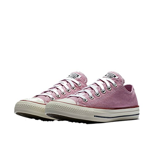 Converse Unisex Chuck Taylor All Star Ox Basket Scarpa Light Orchid