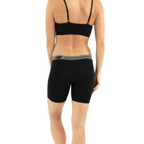 New Balance Womens Base Layer Shorts Grey