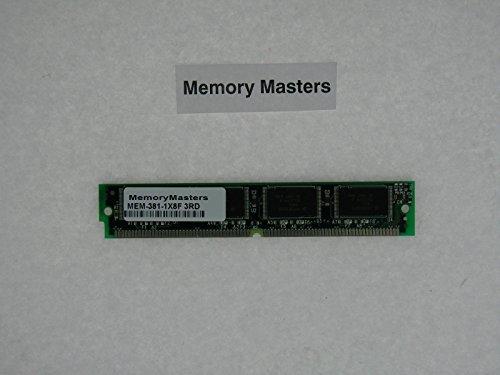 - MEM-381-1X8F 8MB Flash upgrade for Cisco MC3810 series routers(MemoryMasters)
