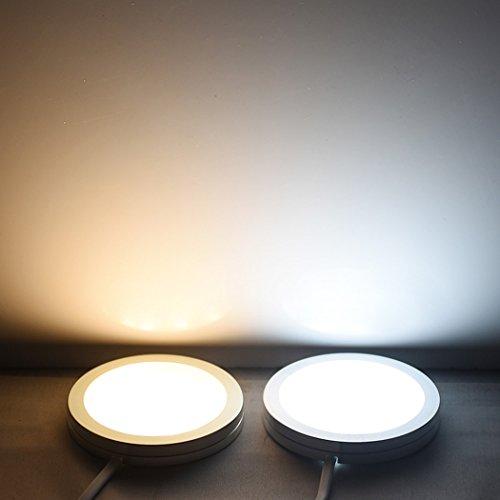 aiboo Kabellose LED-Küche unter Unterschrank Beleuchtung dimmbar mit ...