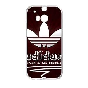 DAZHAHUI Unique adidas design fashion cell phone case for HTC One M8