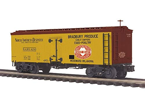MTH TRAINS; MIKES TRAIN HOUSE BRADBURY'S Produce 36' Reefer